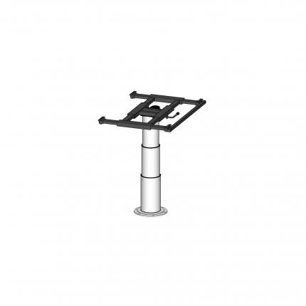 可升降旋转桌架-7104 G08